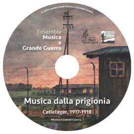 CD Musica dalla prigionia 2015
