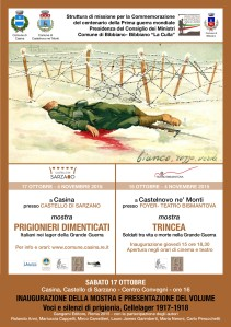 MOSTRA Casina e Castelnovo Monti 2015