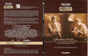 DVD Repubblica - Rumiz Scillitani Centro studi - Il soldato innamorato