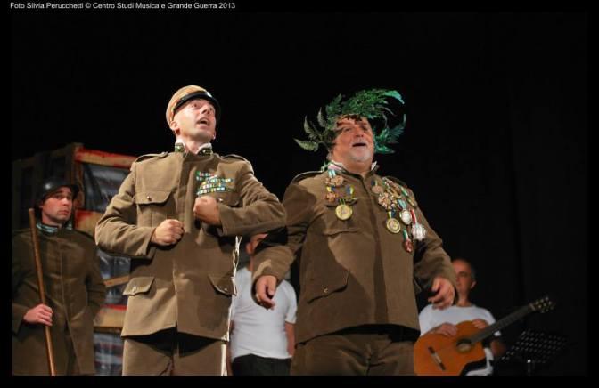 Torna Sandrone Soldato! 18 e 20 novembre 2015