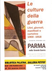 mostra Parma Cattabiani 2016