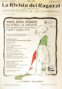 Forlì 2016 manif incontri Grande Guerra 2