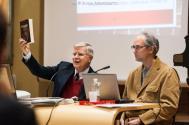 Carlo Perucchetti e Marco Moiraghi